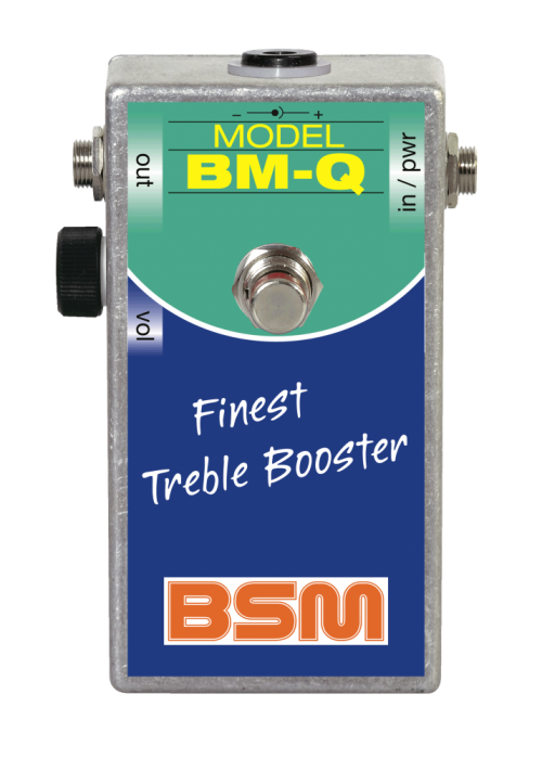 Booster Image: BM-Q Treble Booster