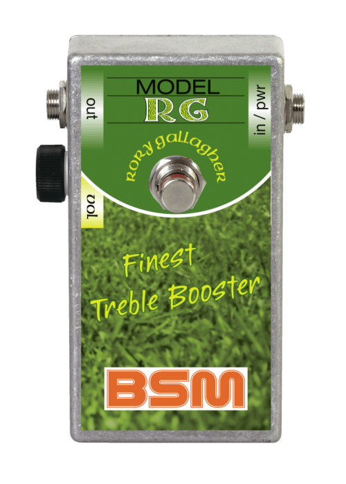 Booster Image: RG Treble Booster