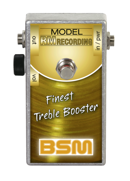 Booster Image: RM Recording