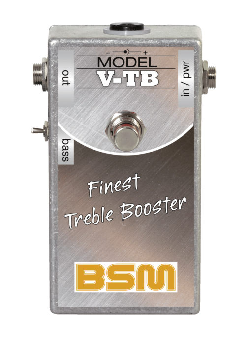 Booster Image: V-TB Clean Booster
