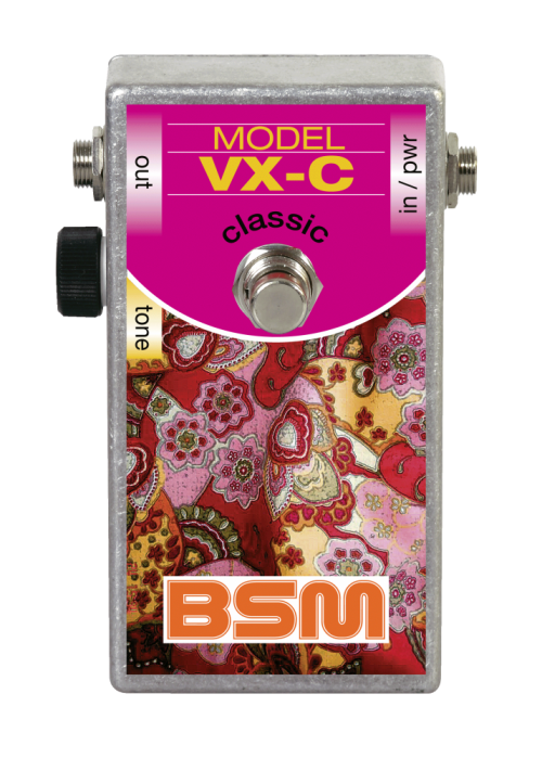 Booster Image: VX-C Clean Treble/Bass Booster